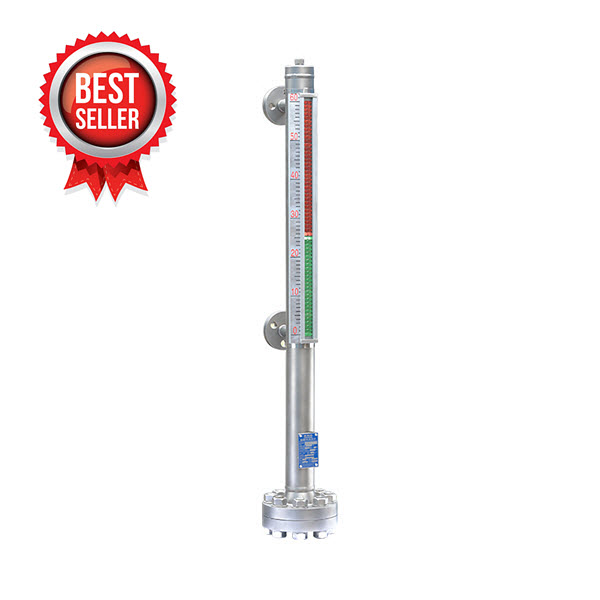 High Pressure Stainless Steel Magnetic Level Gauge